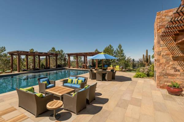 Santa Fe Homes with Private Pool