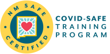 new mexico covid-19 safe certified