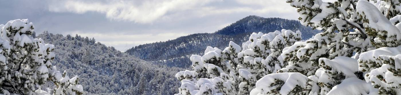 Santa Fe New Mexico Mountains